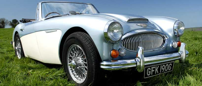 Sharp Looking Austin Healey My Kind Of Rides Pinterest