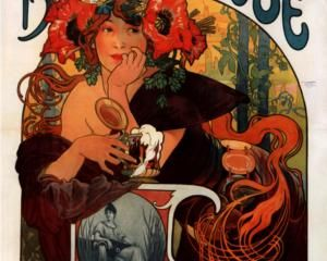 Beer of the Meuse - Alphonse Mucha