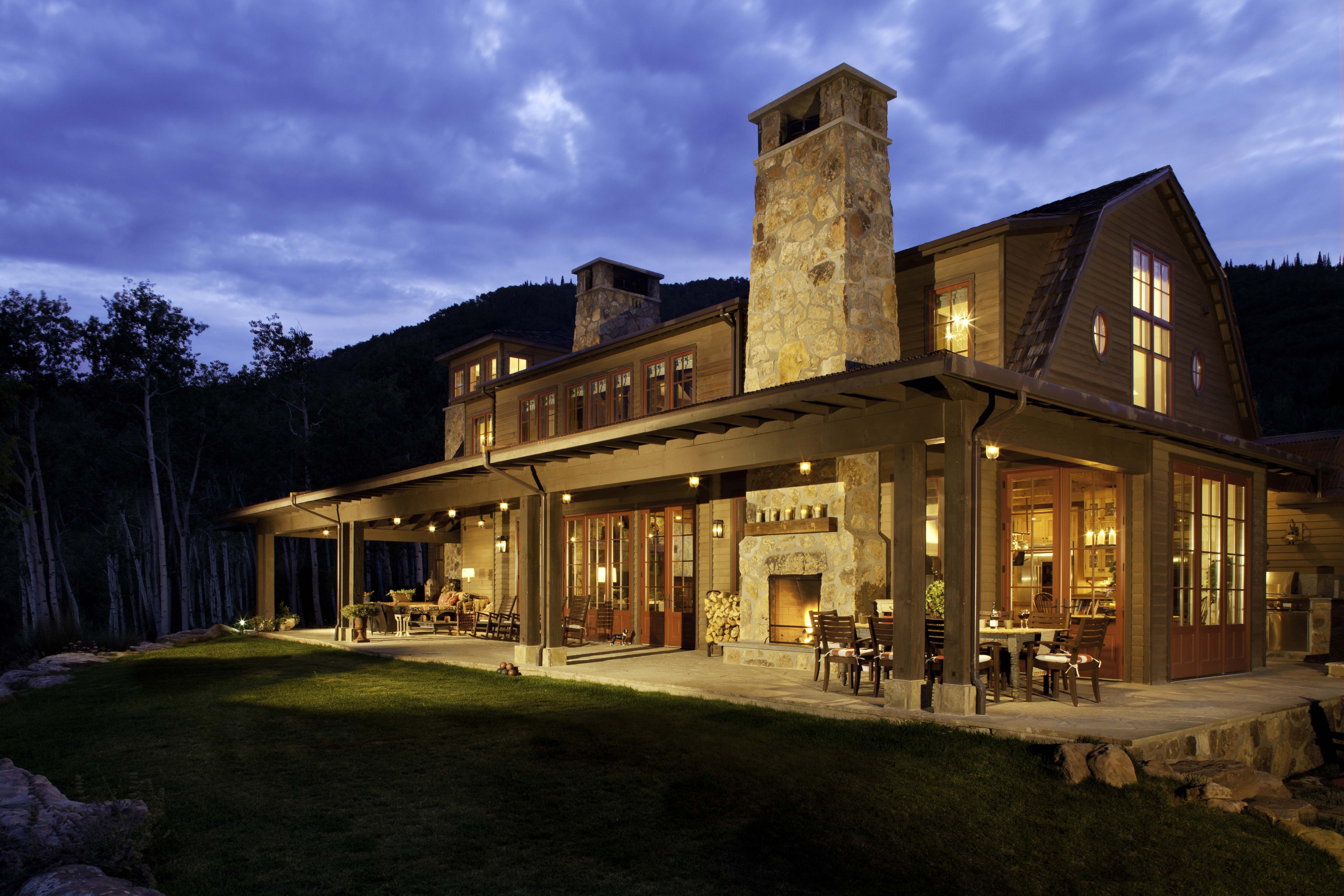 the red bell ranch steamboat springs co luxury portfolio