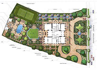 9577 Sunset Blvd, Beverly Hills - Site Plan | LOS ANGELES ...
