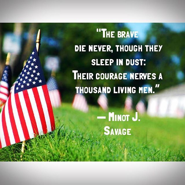 Top 100 memorial day quotes photos Let's remember those who gave their all. Today and everyday. 🇺🇸🇺🇸🇺🇸 See more http://wumann.com/top-100-memorial-day-quotes-photos/