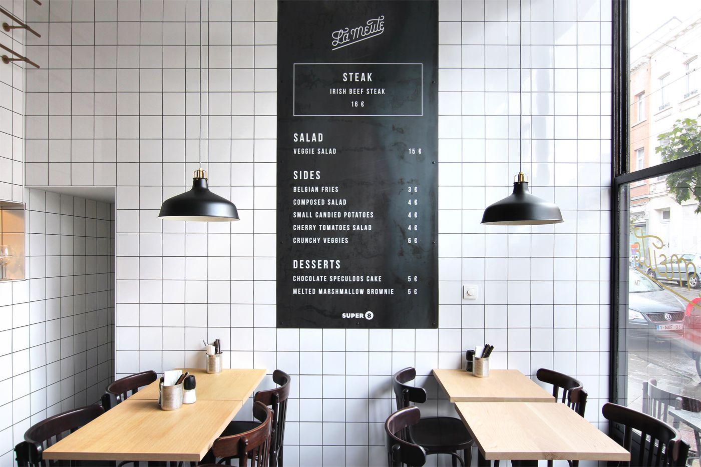 La Meute | Brussels\' Kitchen | Op marode | Pinterest | Restaurants