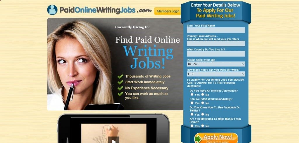 be aware of the paid online writing job scam many people have  be aware of the paid online writing job scam many people have already lost their money