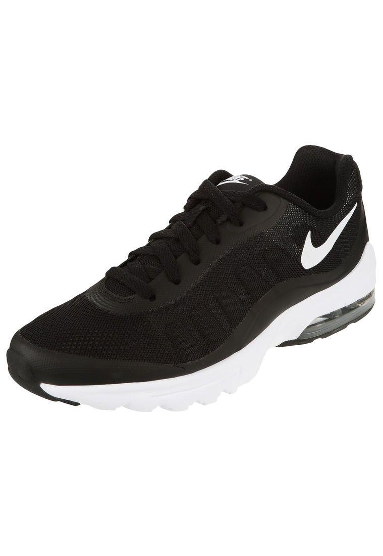 b12842f02f2 Zapatilla Negra Nike Air Max Invigor - Comprá Ahora