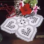 Learn Filet Crochet Free - this site has great visuals on how to read European and Japanese cochet patterns! Now I can pin all those patterns I like but that didn't make sense to me AND make them!!
