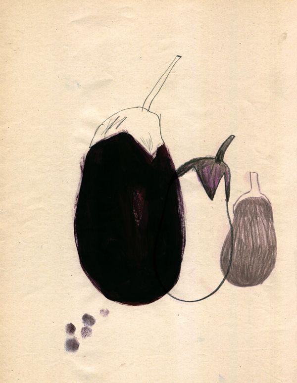 Ethno-Food Illustrated Essays on Behance
