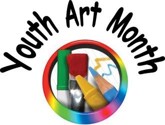 Image result for YOUTH ART MONTH