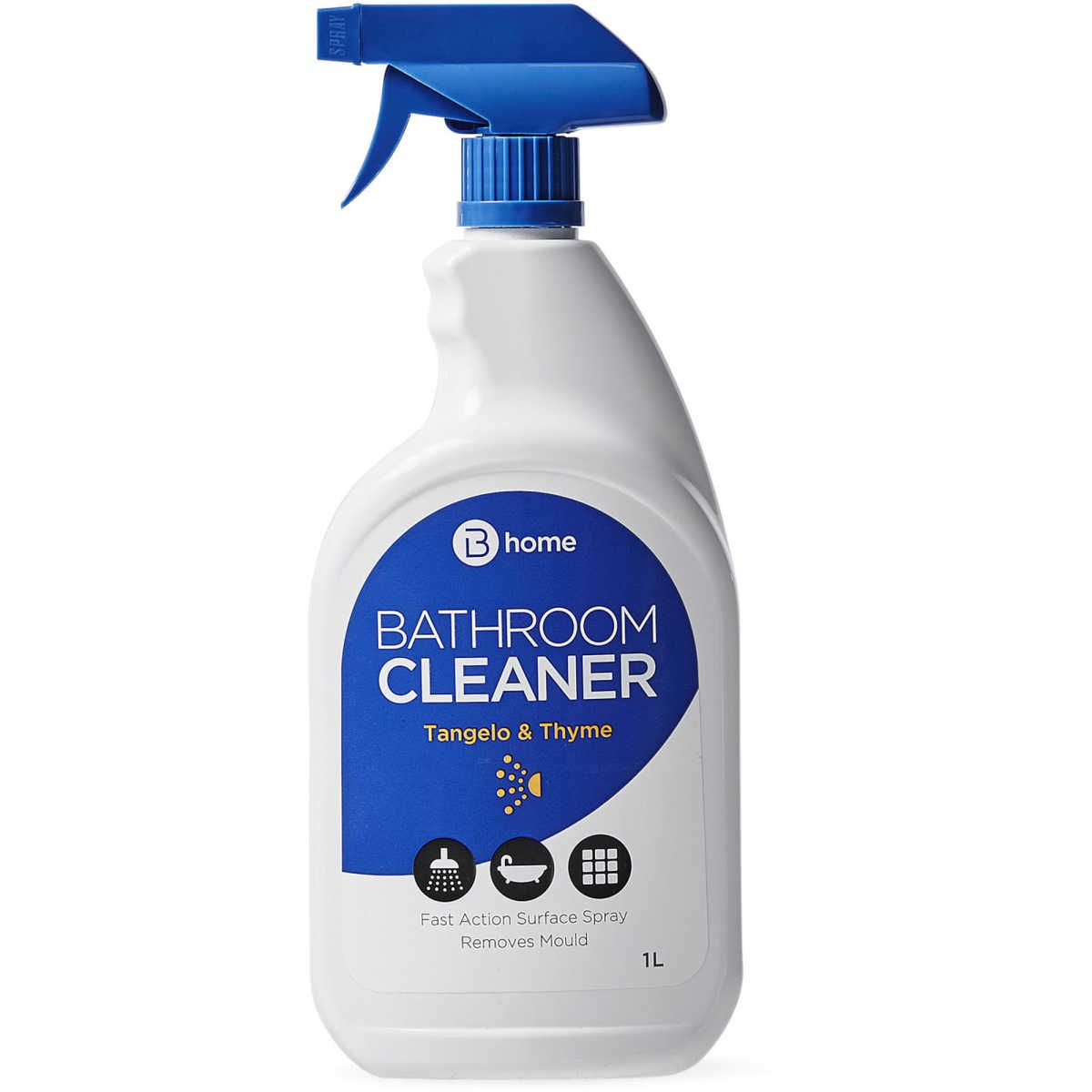 Remove mould, soap scum, grime & calcium deposits with ease with the ...