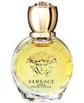 Receive a Complimentary Mini with any large spray Versace Eros Pour Femme purchase