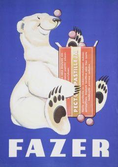Kadonnut karkkimaailma – Tapiola 1960-luvulla