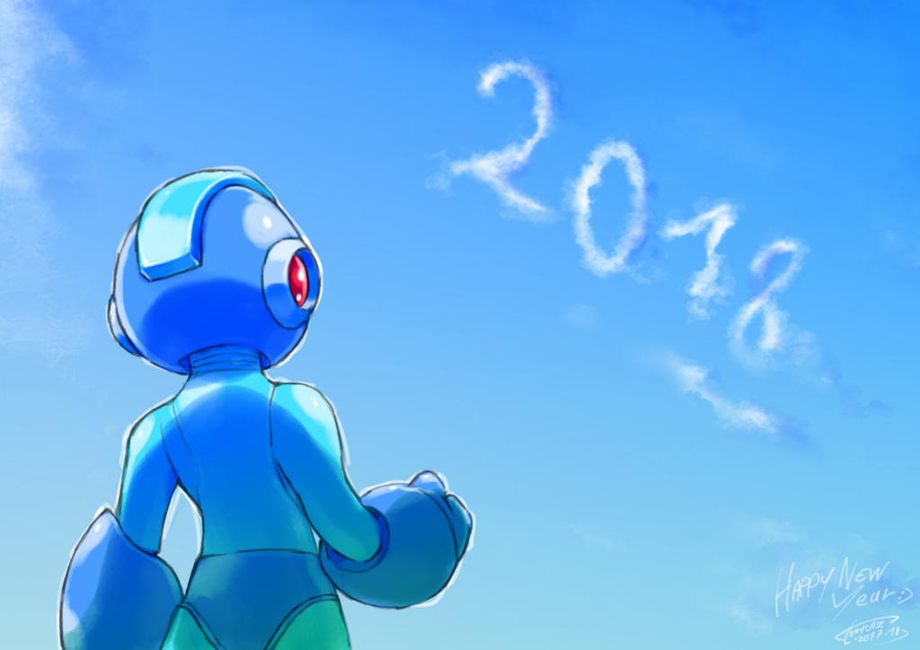 Happy New Year! By Tomycase