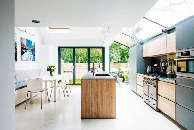 Image Result For 2016 Uk Kitchen Extension Trends