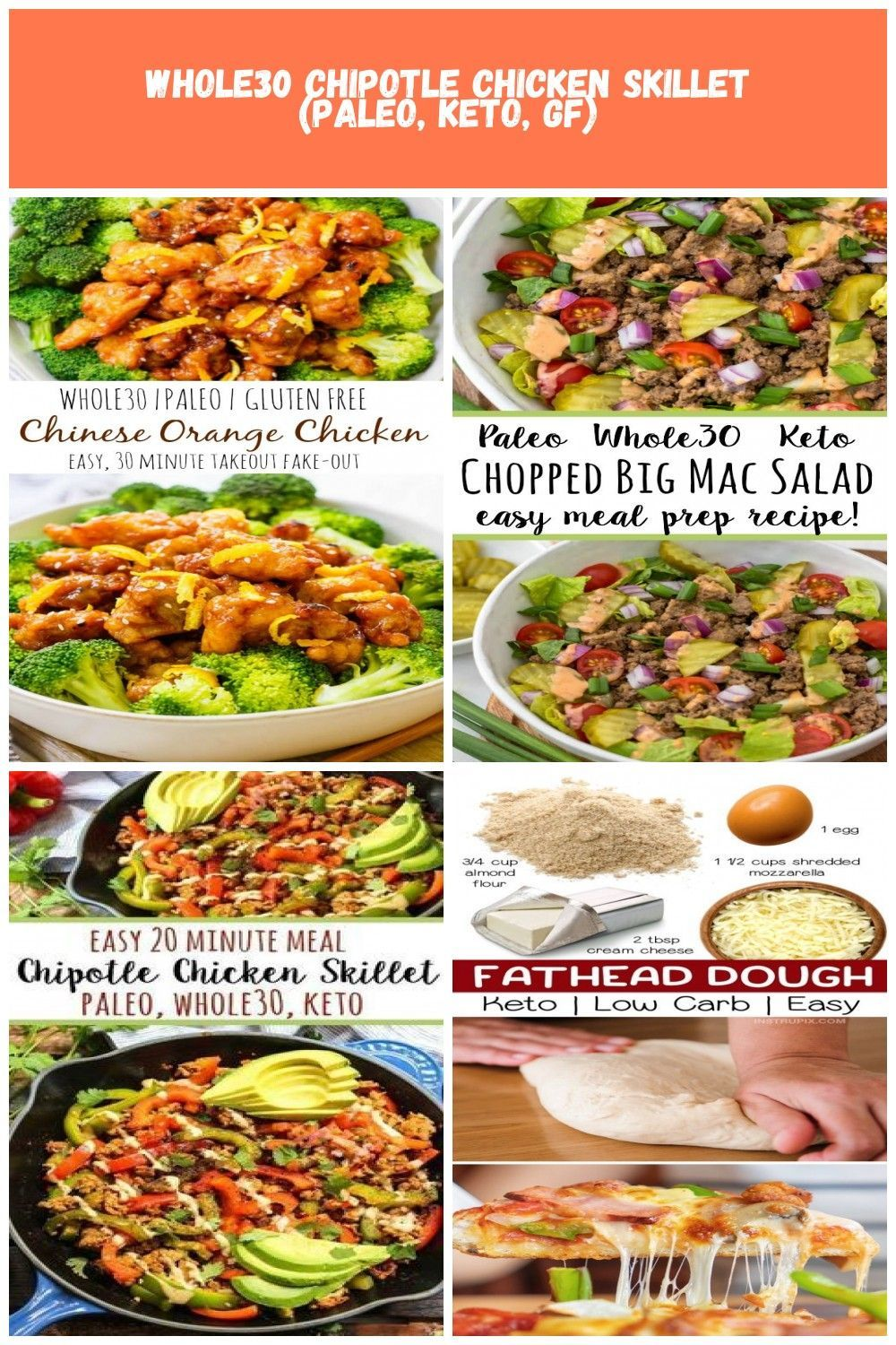 This easy Whole30 Chinese orange chicken is the best takeout fake-out ever. Sometimes you just need some orange chicken in your life, and this version is much healthier and there's no delivery fee! It's also a Paleo orange chicken recipe, which makes it gluten free and made from real ingredients, so you can skip the MSG! #whole30orangechicken #paleoorangechicken #whole30chickenrecipes paleo diet #chineseorangechicken This easy Whole30 Chinese orange chicken is the best takeout fake-out ever. Som #chineseorangechicken
