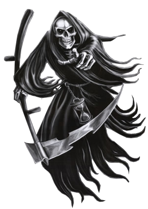 Home Paranormal Journeys Expo Grim Reaper Art Scary Drawings Japanese Tattoo Art