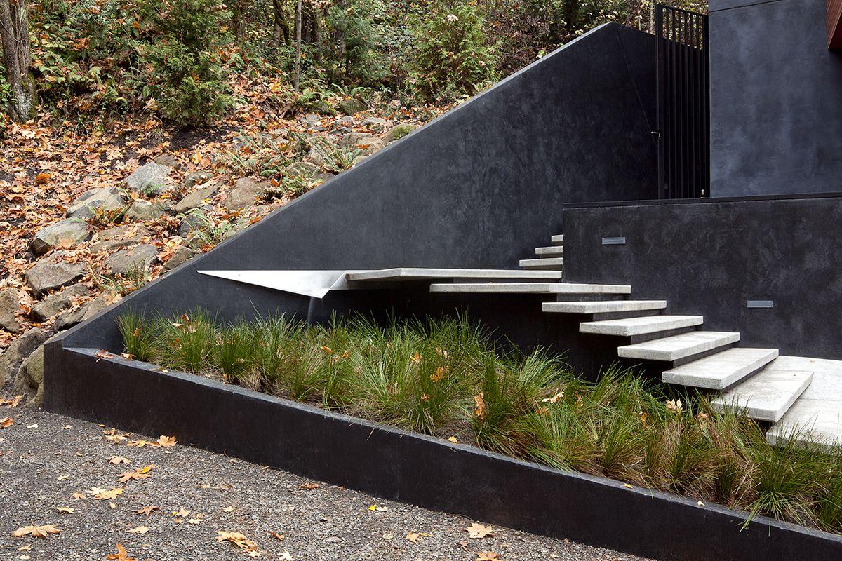 The Hoke cjwho ™ (hoke residence, portland, orskylab) | design