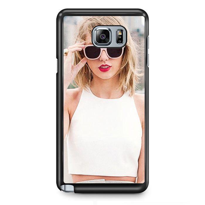 Taylor Swift TATUM-10508 Samsung Phonecase Cover Samsung Galaxy Note 2 Note 3 Note 4 Note 5 Note Edge