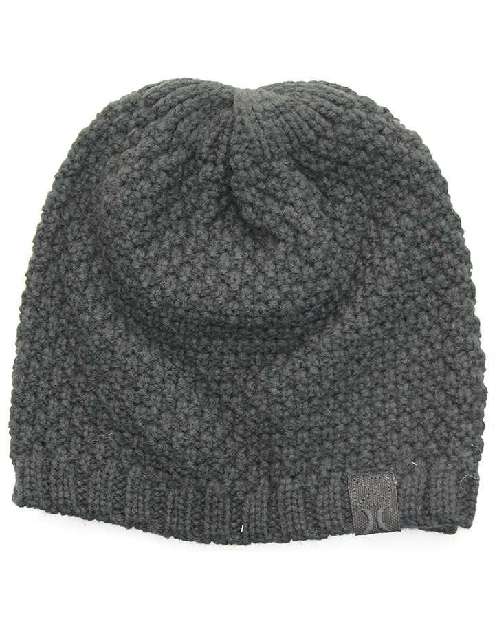 1cee5045906 Inseption - Hurley - Womens - One Only Beanie - Black