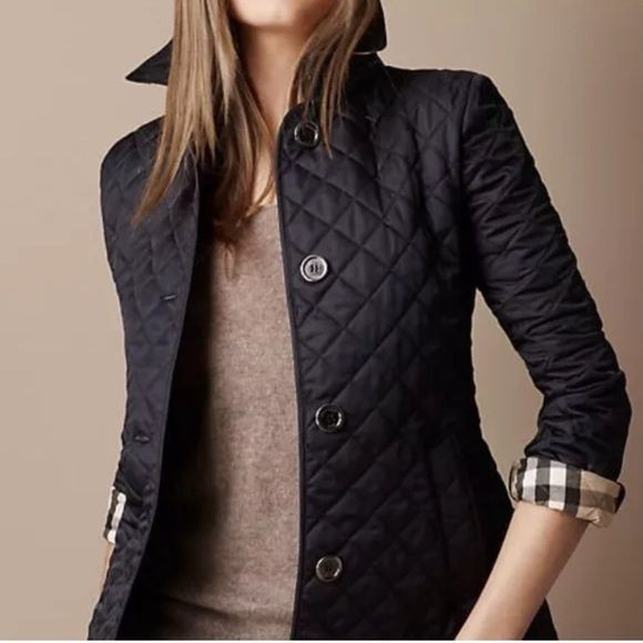 Burberry Quilted Jacket Burberry Quilted Jacket Womens Quilted Jacket Quilted Jacket