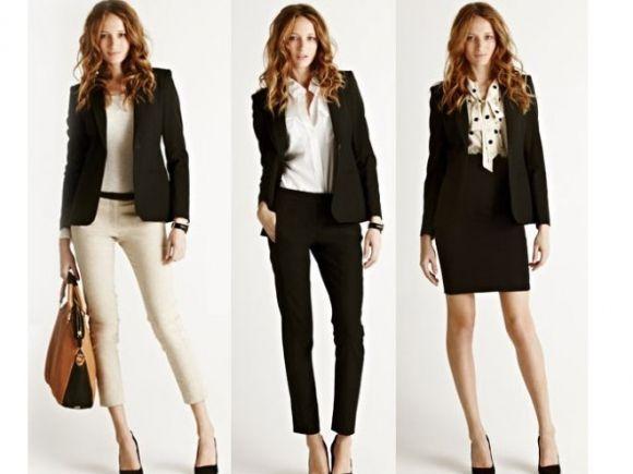 Verwonderlijk Afbeeldingsresultaat voor kantoor kleding dames (met afbeeldingen LU-98