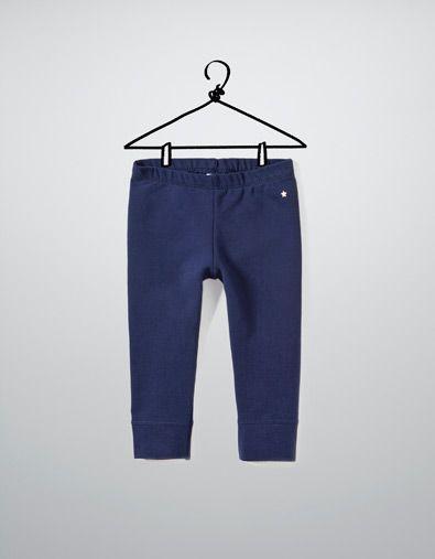 velour leggings with stars - Jogging - Baby girl (3-36 months) - Kids - ZARA United States