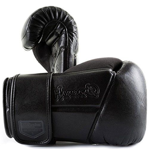 Hayabusa Fightwear Tokushu Regenesis 16oz Gloves, Black, ...