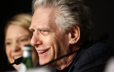 """PRESS CONFERENCE - David Cronenberg: """"Every film has a unique voice. I served the script, a certain vision of Los Angeles"""""""