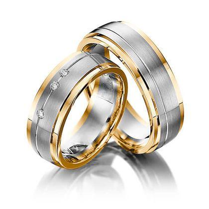 Свадебные украшения ручной работы. Ярмарка Мастеров - ручная работа. Купить  Обручальные кольца Florence 63 a69dd3b6d03