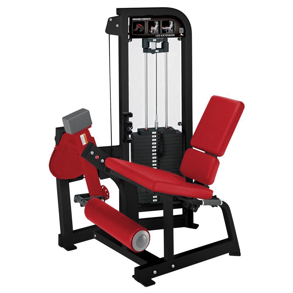 Hammer Strength Select Leg Extension Leg Extensions Fit Life No Equipment Workout