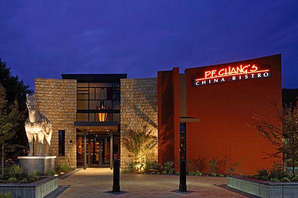 Modern Restaurant Exterior Pf Chang Restaurant Menu Restaurant