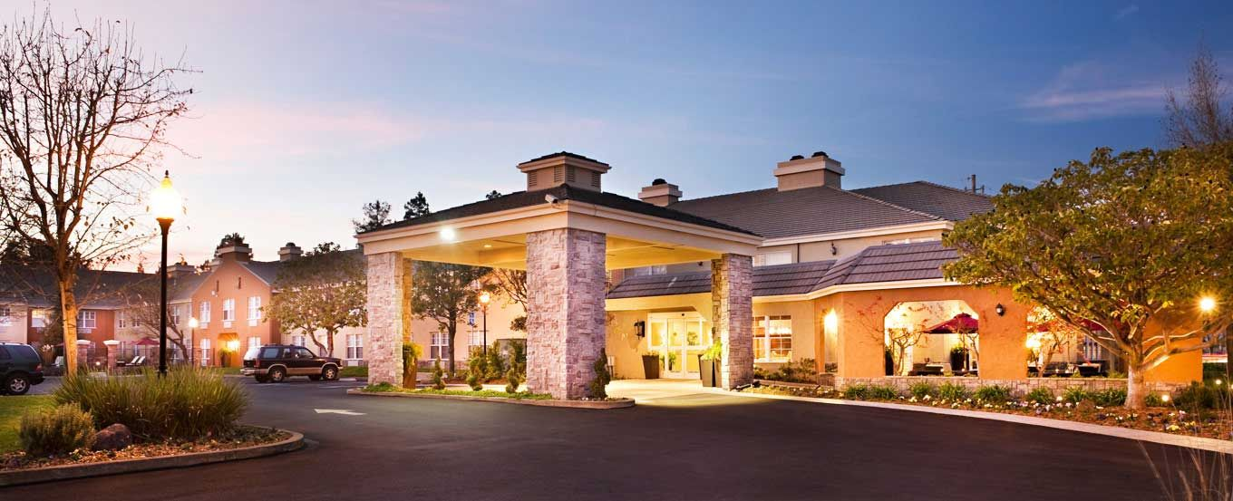 Best Western Hotel Premium Napa Valley Sonoma California Lodging Where To Stay In