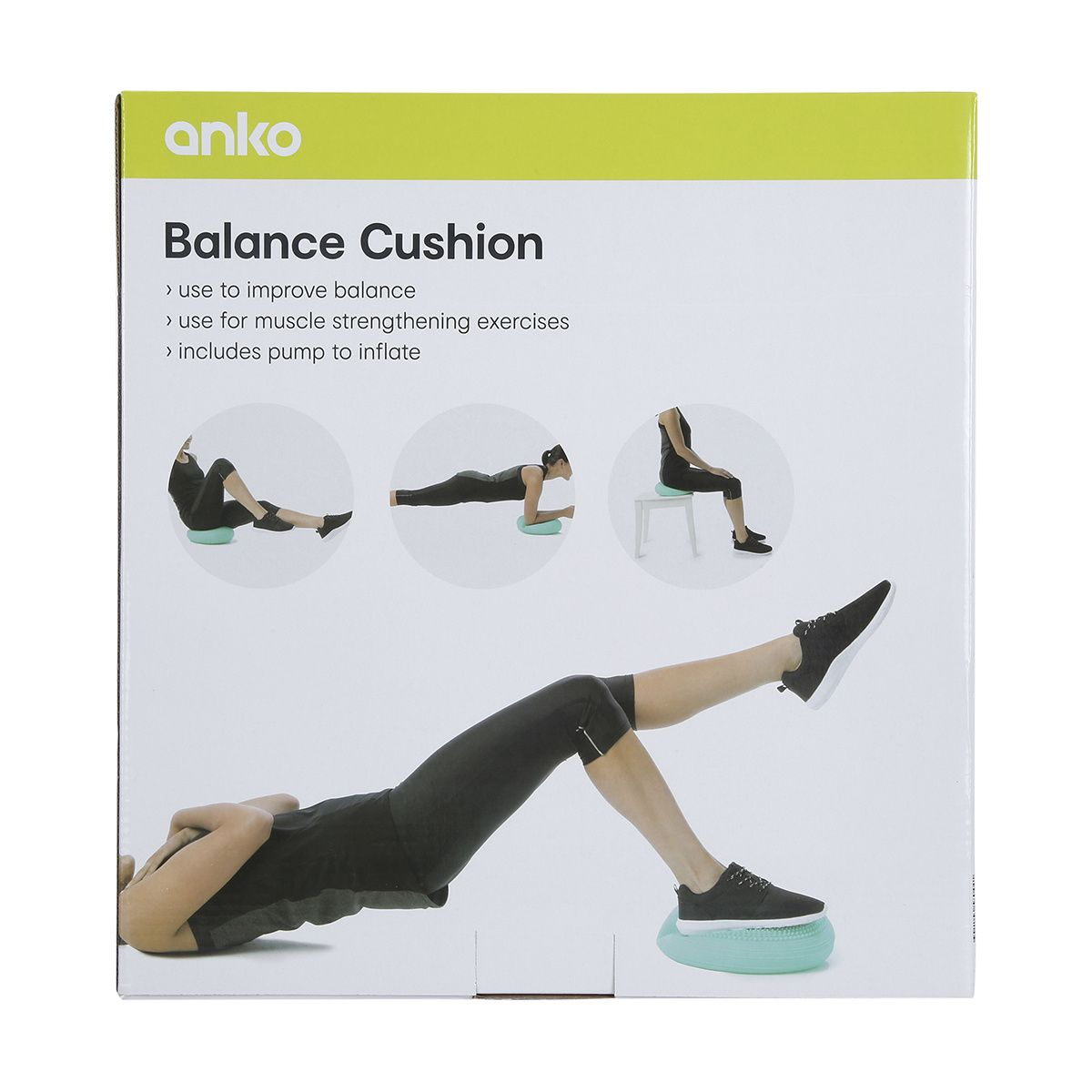 Amazing Balance Cushion Kmart Exercise Muscle Cushions Beatyapartments Chair Design Images Beatyapartmentscom