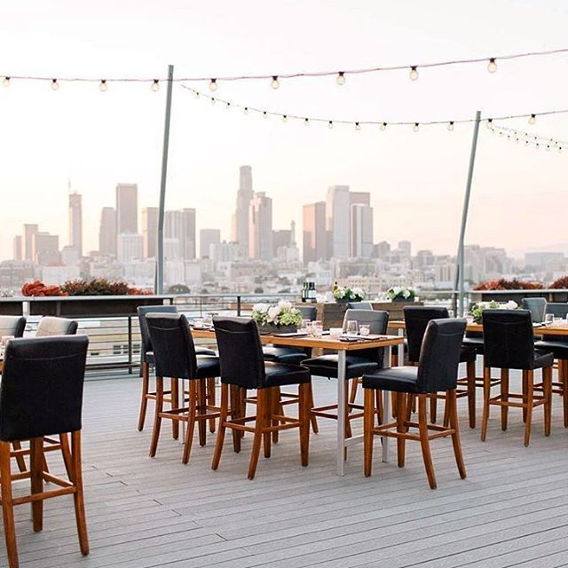 When the view was almost too good that night! @rowdtla