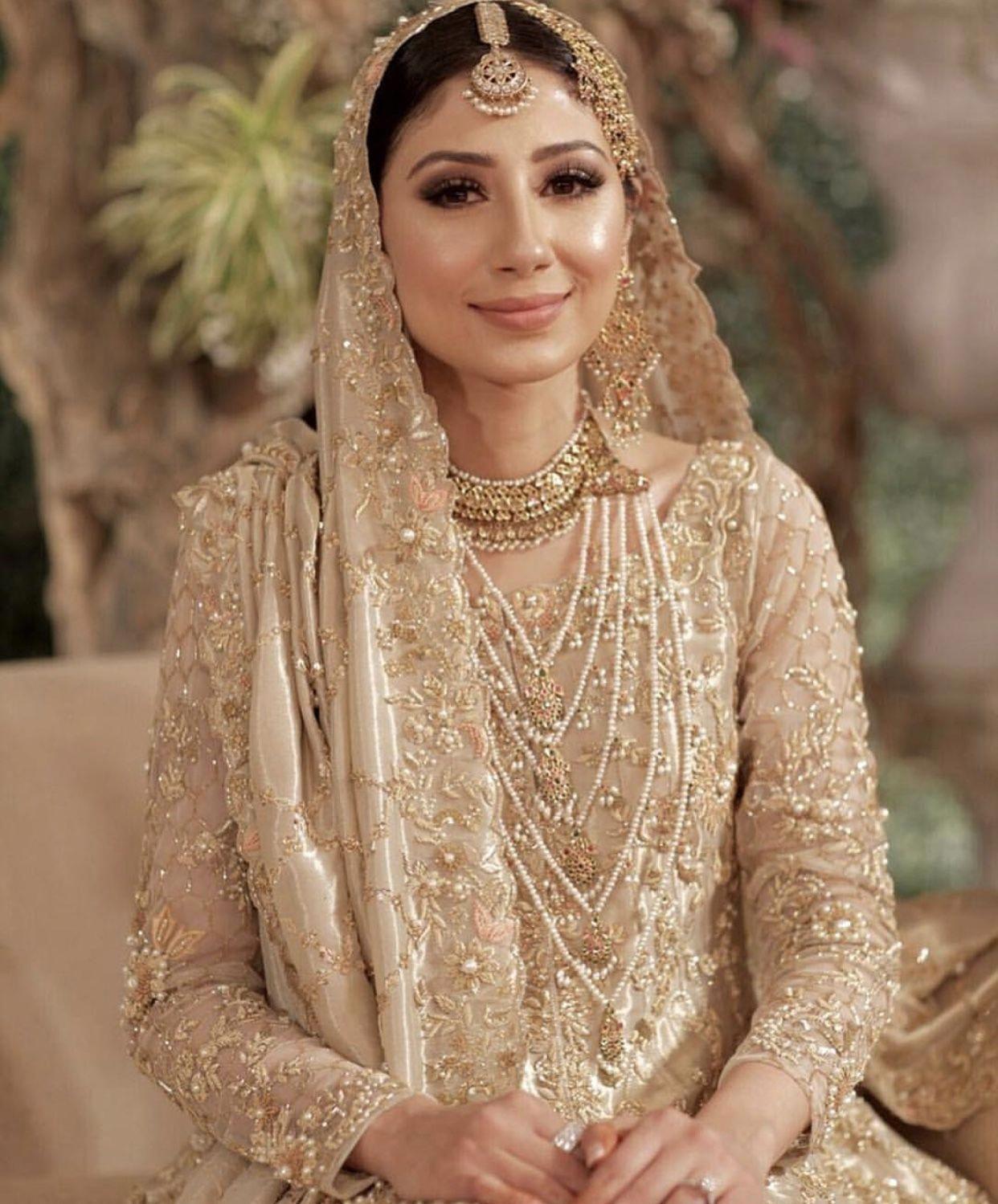 Hairstyle Girl Jora: Desi Wedding Dresses, Pakistani