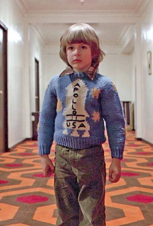 Apollo 11 Jumper The Shinning Visualize Depict The Shining
