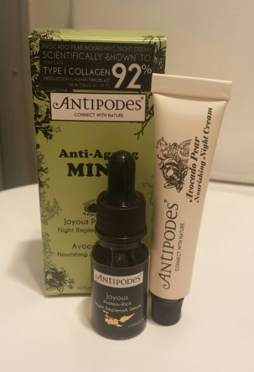 WIN! Antipodes Anti-aging Duo Minis