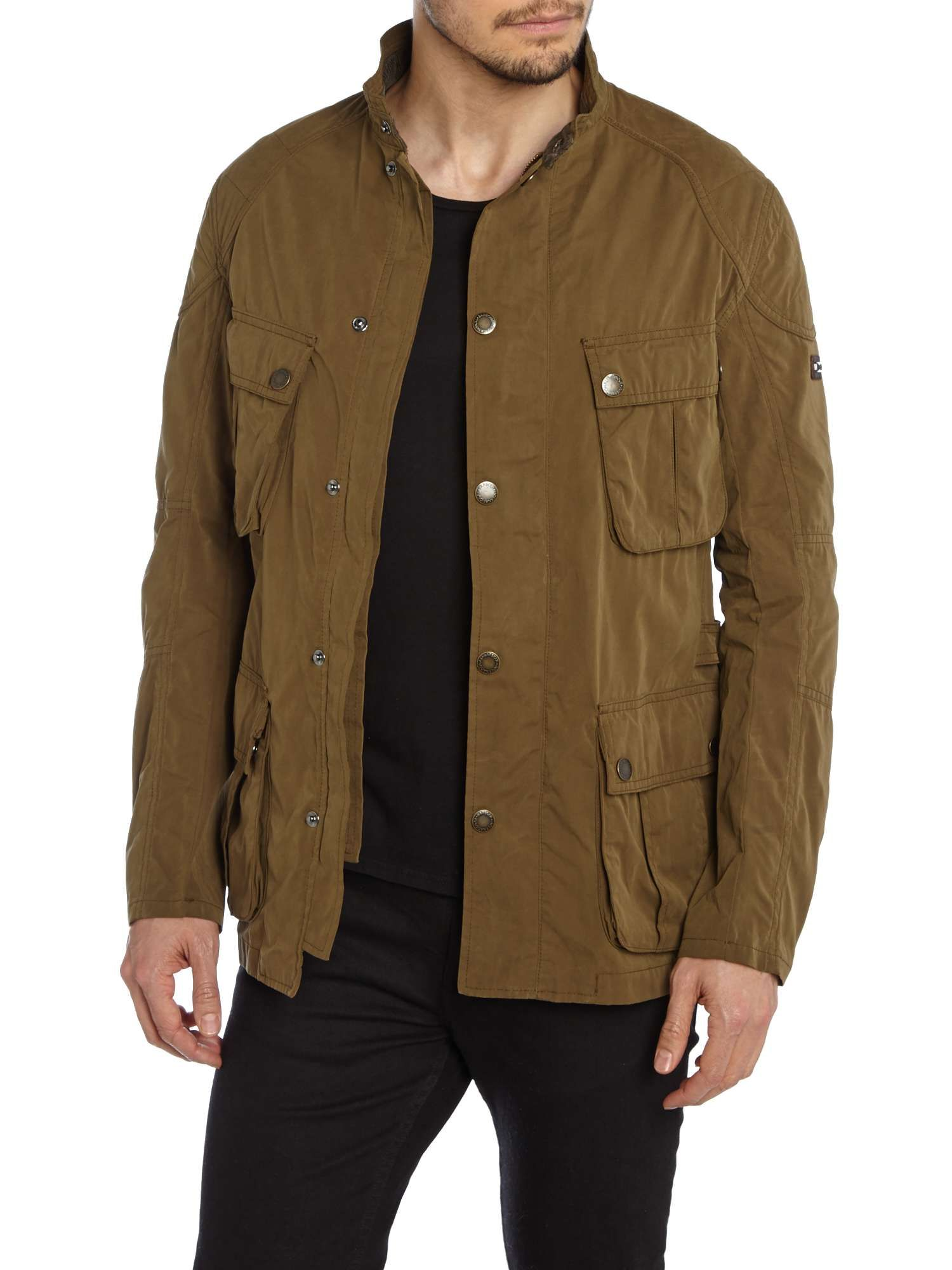barbour at house of fraser