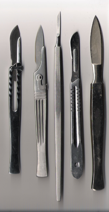 Surgical utensils article on Wikipedia Студентымедики