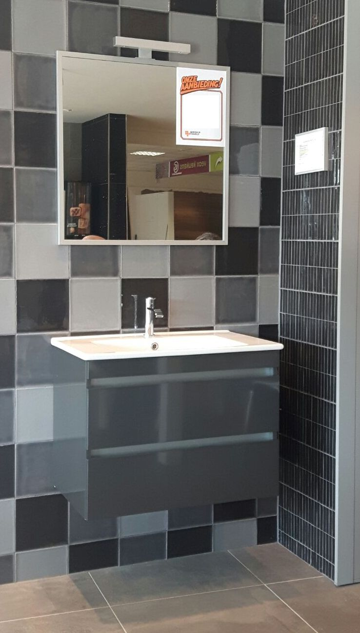 Pin Van Anouk Op Badkamer Pinterest Spiegel Sanitair En