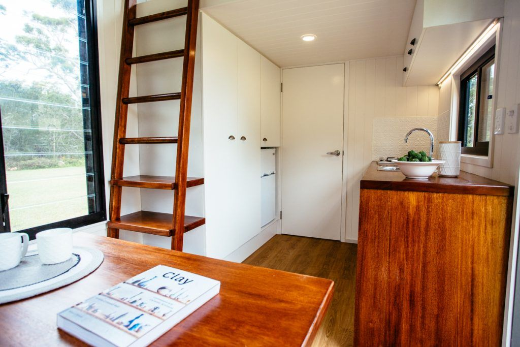 Beautifully compact tiny house