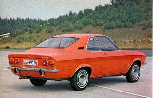 Historic Opel Manta And Ascona A Turn 40 Automanie Opel Manta Opel Classic Cars Vintage
