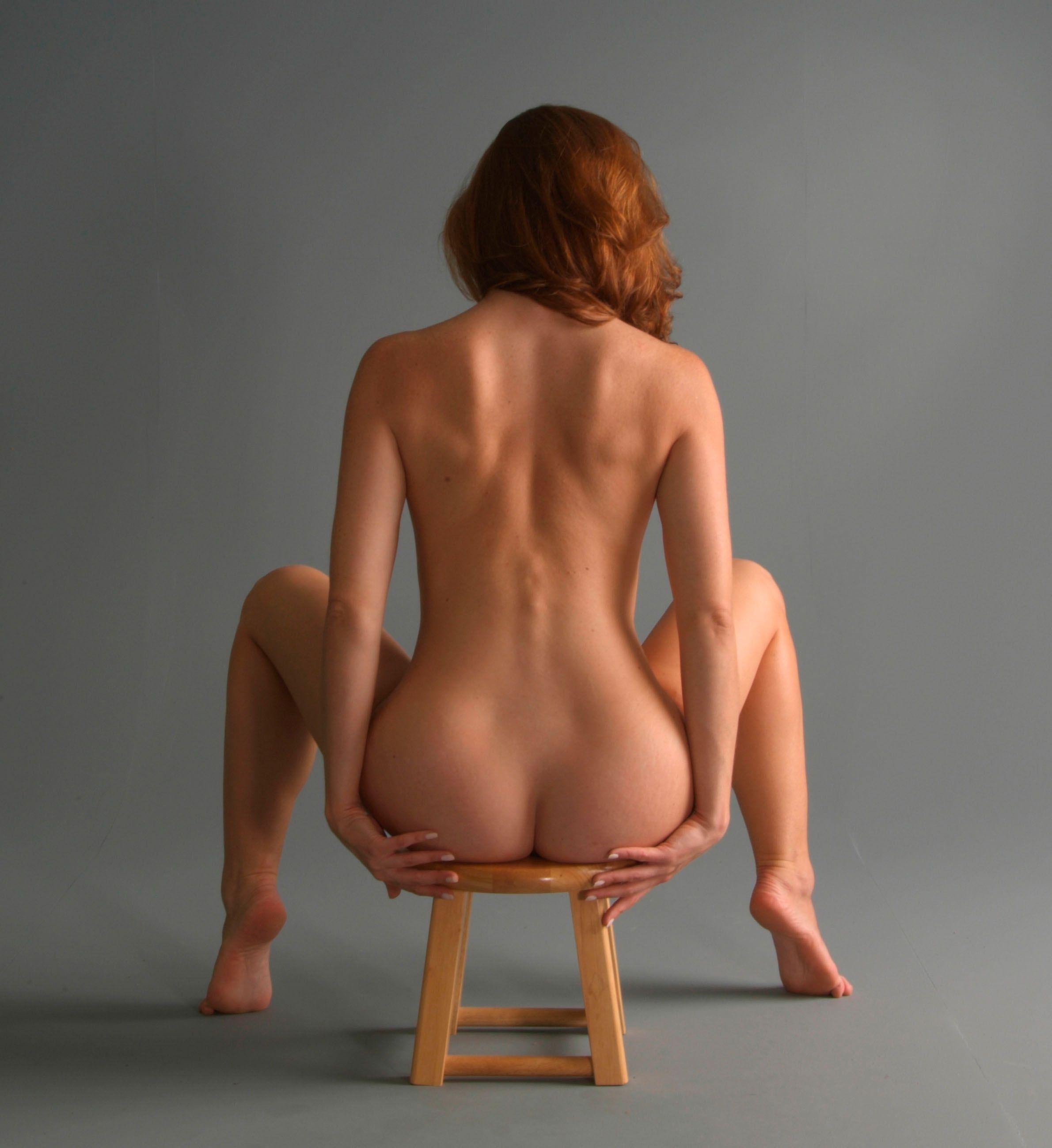 Bodytalk female nude sculpture