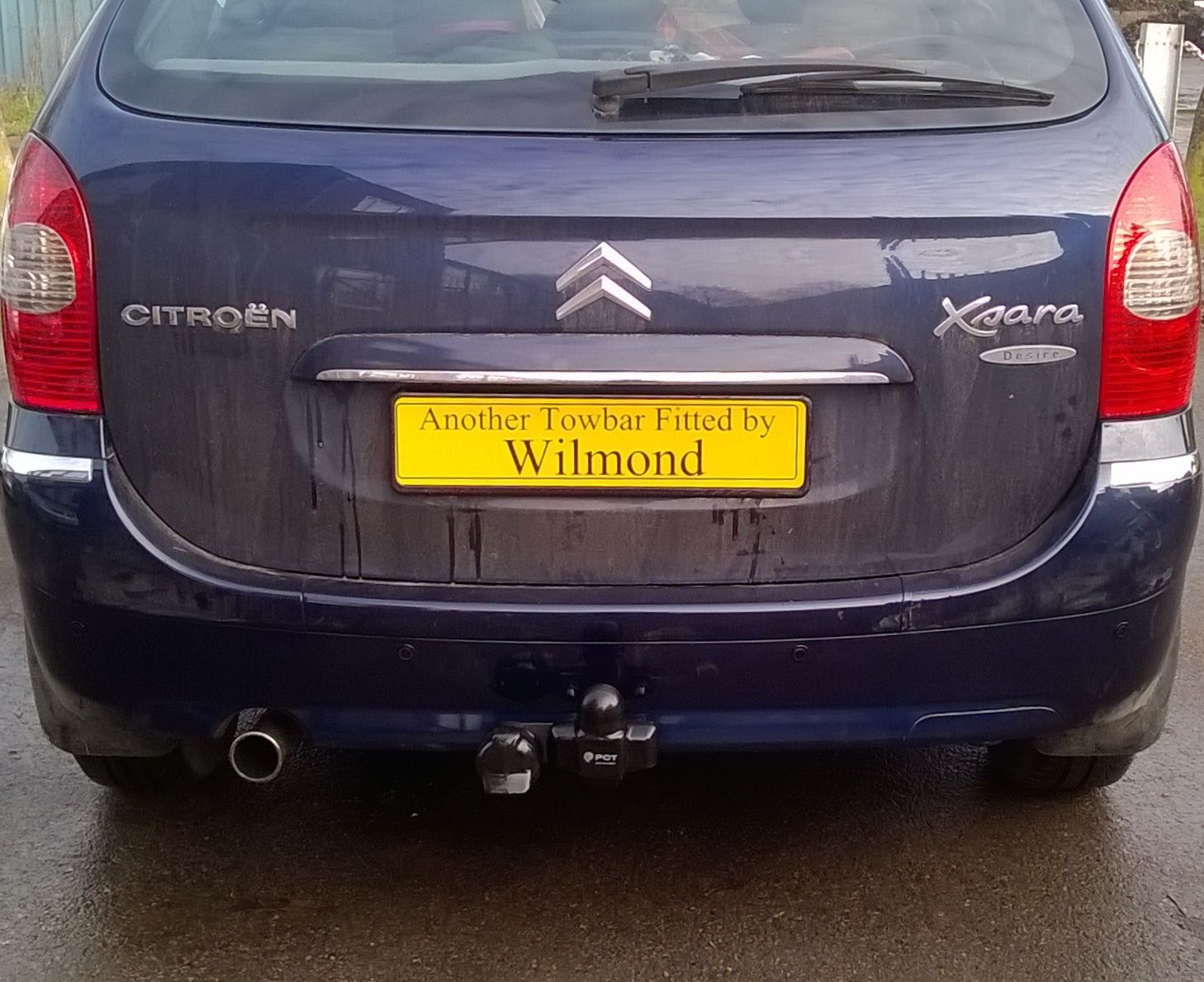 Towbar Fitting  With Images