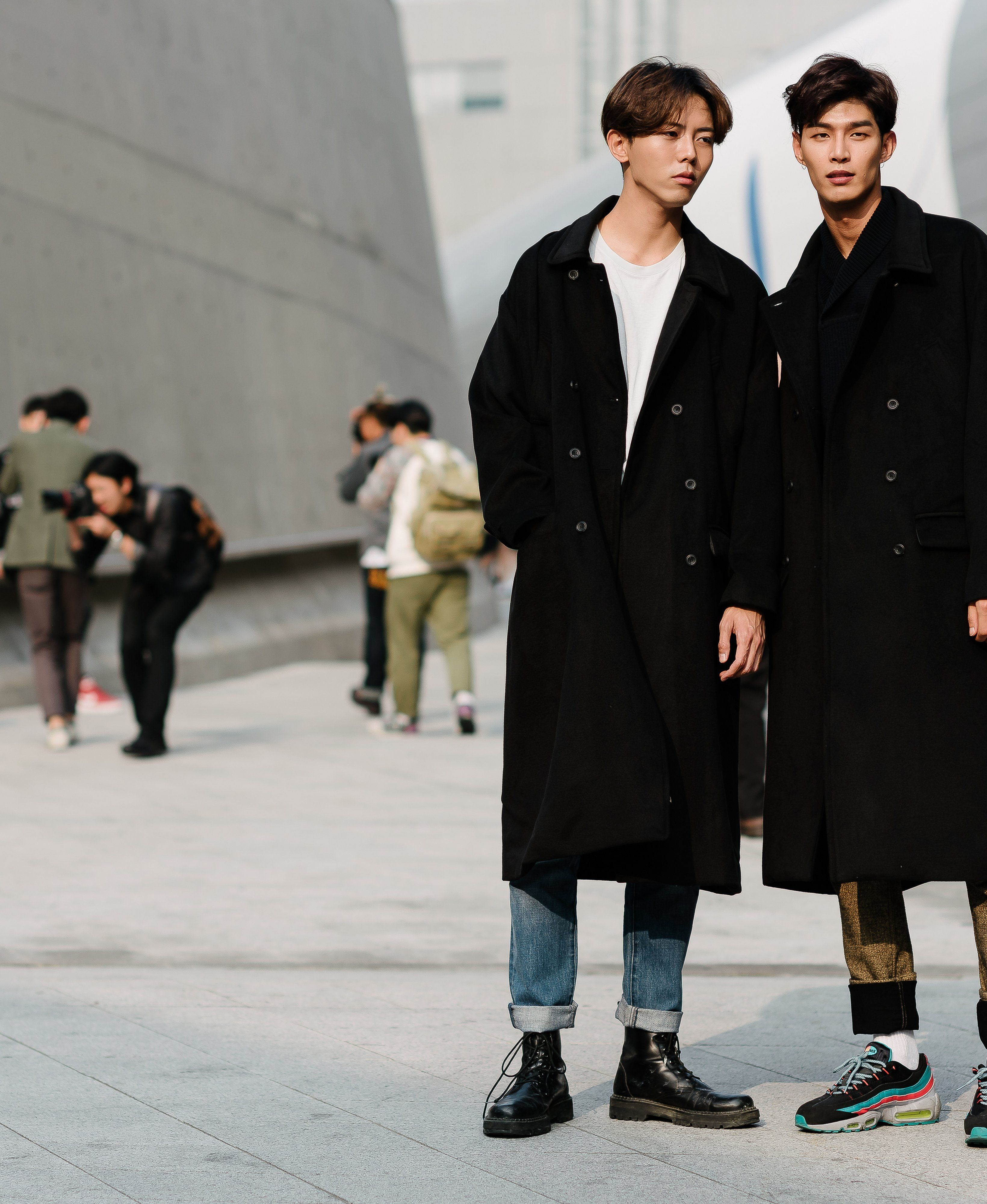 The Best Street Style From Seoul Fashion Week Seoul Fashion Week Seoul Fashion Cool Street Fashion