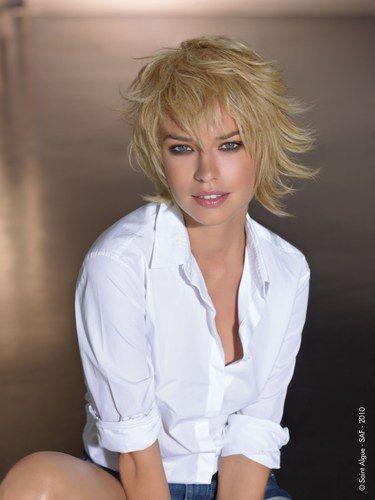 Coiffure blonde Coupes de cheveux pour blondes Hair