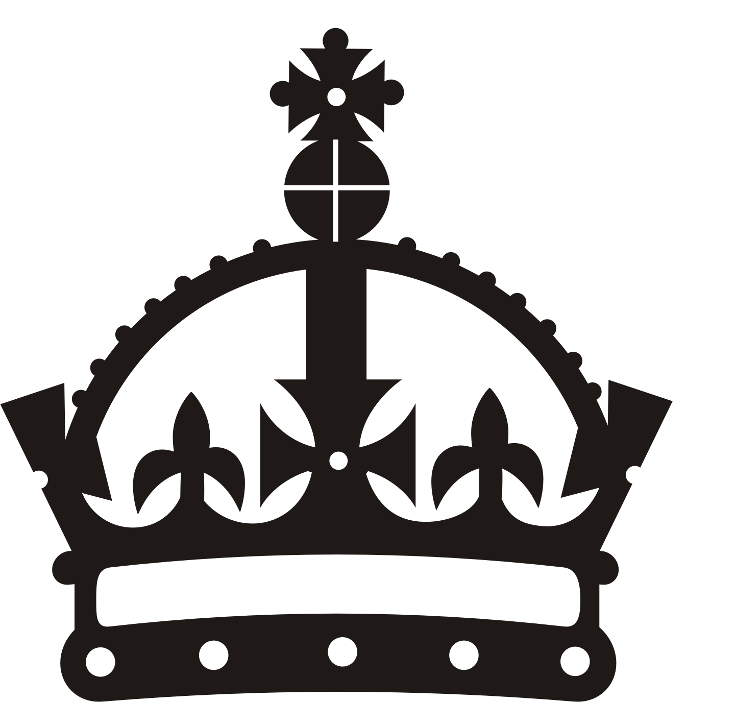 Crowns Clipart Best Crown Illustration Crown Silhouette Crown Images