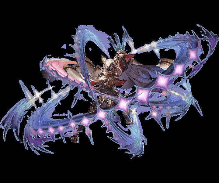 Seox Granblue Fantasy Wiki Arte de personajes, Diseño