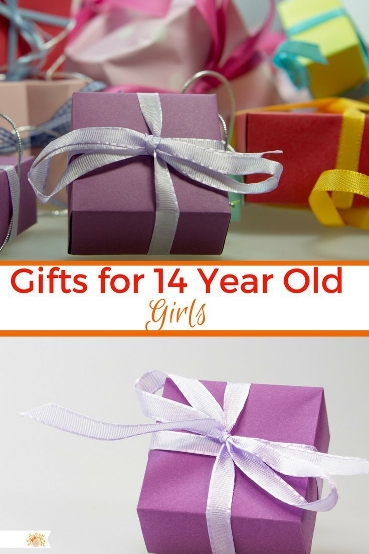 Gifts for 14 Year Old Girls (With images) 14 year old girl