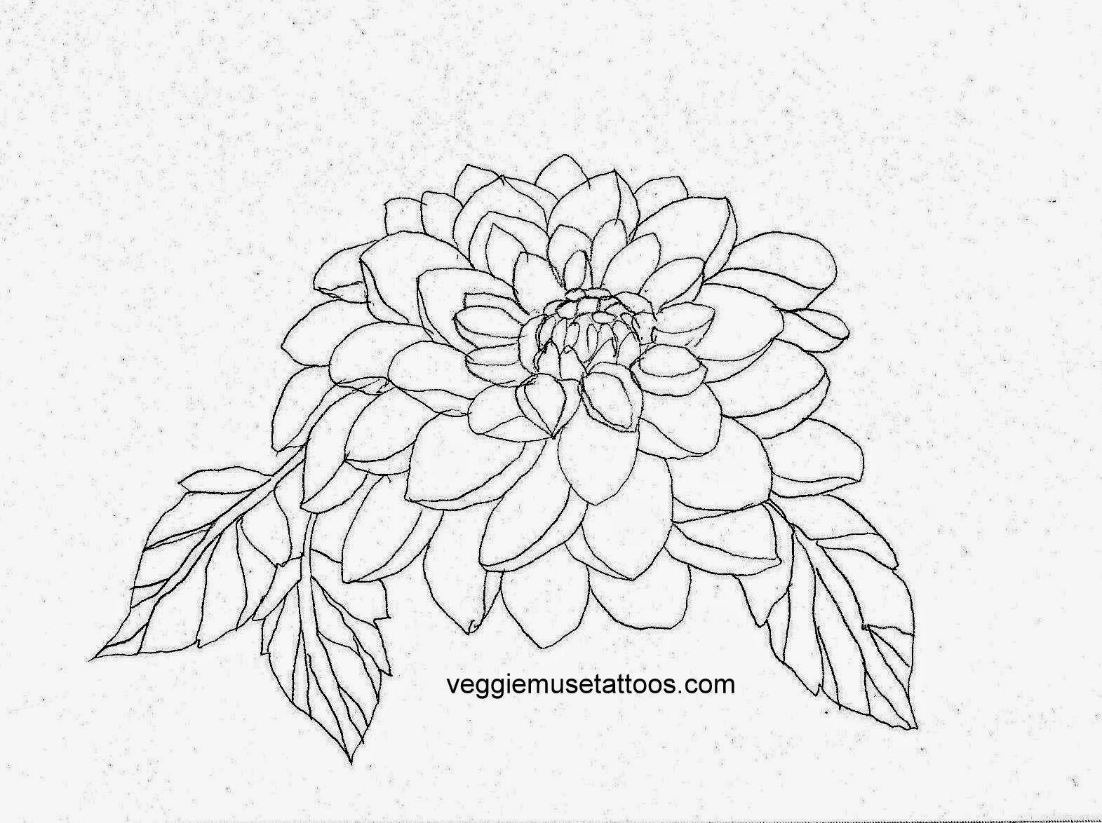 VeggieMuse Art and Design Blog November Birth Month