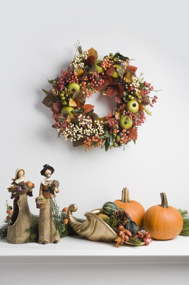 D a de acci n de gracias decoraciones para tu hogar for Decoraciones para tu hogar