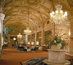 The Breakers Hall Palm Beach Florida Haunted